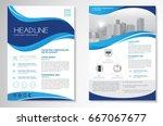 template vector design for... | Shutterstock .eps vector #667067677