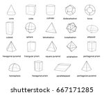 Basic 3d Geometric Shapes....