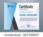multipurpose modern... | Shutterstock .eps vector #667230019
