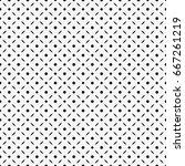 vector seamless pattern. modern ... | Shutterstock .eps vector #667261219