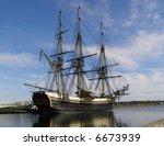 The Tall Ship Friendship ...