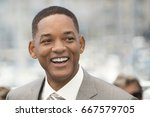 Small photo of CANNES, FRANCE - MAY 17: (L-R) jury member Will Smith attends the Jury photocall during the 70th annual Cannes Film Festival at Palais des Festivals on May 17, 2017 in Cannes, France.