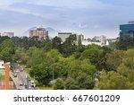 guatemala city   may 26  2017.... | Shutterstock . vector #667601209