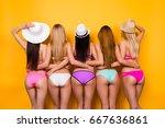 swim suits and caps   Shutterstock . vector #667636861