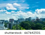 guatemala city   june 12  2017. ... | Shutterstock . vector #667642531