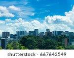 guatemala city   june 12  2017. ... | Shutterstock . vector #667642549