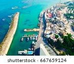 Jaffa Port In Tel Aviv  Israel  ...