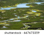 elkhorn slough reserve ...   Shutterstock . vector #667673359