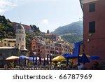 vernazza  cinque terre  liguria ...   Shutterstock . vector #66787969