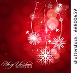background for new year and for ... | Shutterstock .eps vector #66800659