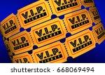 vip ticket exclusive premium... | Shutterstock . vector #668069494