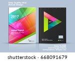 business vector template ...   Shutterstock .eps vector #668091679