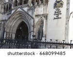 london  united kingdom   june... | Shutterstock . vector #668099485