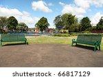 park in the city | Shutterstock . vector #66817129