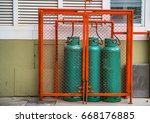 editorial use only  gas... | Shutterstock . vector #668176885