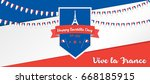 creative vector illustration ... | Shutterstock .eps vector #668185915