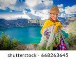 quito  ecuador   november  25... | Shutterstock . vector #668263645