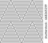 blocks wallpaper. repeated...   Shutterstock .eps vector #668265259