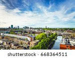 utrecht  netherlands   may 28 ... | Shutterstock . vector #668364511