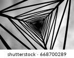 tower | Shutterstock . vector #668700289