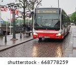 hamburg  germany   circa may... | Shutterstock . vector #668778259