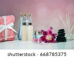 spa. | Shutterstock . vector #668785375
