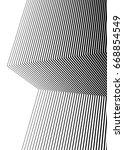 white black color. linear... | Shutterstock .eps vector #668854549