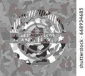 between love and hate grey... | Shutterstock .eps vector #668934685