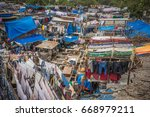 mumbai  india   june 24  2017 ... | Shutterstock . vector #668979211