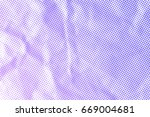 abstract halftone dots gradient ...   Shutterstock . vector #669004681