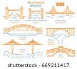 Most Famous Bridges In The...