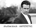 cannes  france   may 24  actor... | Shutterstock . vector #669350761