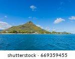 mauritius island   tamarin... | Shutterstock . vector #669359455