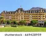 Montreux  Switzerland   August...