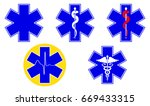 medical international symbols... | Shutterstock .eps vector #669433315