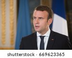 paris  france   jun 26  2017 ... | Shutterstock . vector #669623365