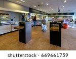 rotterdam  netherlands  june... | Shutterstock . vector #669661759