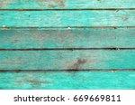 vintage wooden plank | Shutterstock . vector #669669811
