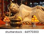 Buddha Statue At Jade Buddha...