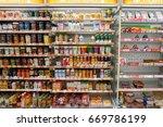 seoul  south korea   circa may  ...   Shutterstock . vector #669786199