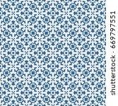vintage pattern graphic design | Shutterstock .eps vector #669797551