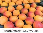 Assorted Peaches And Nectarine...