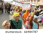 bhopal  december 3  protesters...   Shutterstock . vector #66984787
