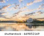 Washington Dc Sunrise