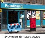 newbury  northbrook street ...   Shutterstock . vector #669880201