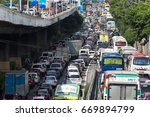 manila  philippines   june 30 ... | Shutterstock . vector #669894799