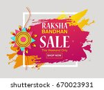 sale poster or sale banner for... | Shutterstock .eps vector #670023931