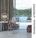Living Room  Interior Design 3d ...