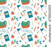 stylish vector background for... | Shutterstock .eps vector #670031005