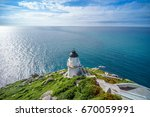 the dongyong lighthouse  in... | Shutterstock . vector #670059991